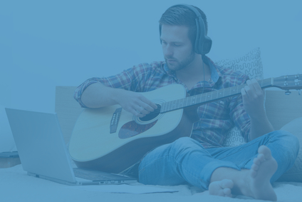 Online Guitar lessons from Knoxville, TN at LeGrand Music Studios