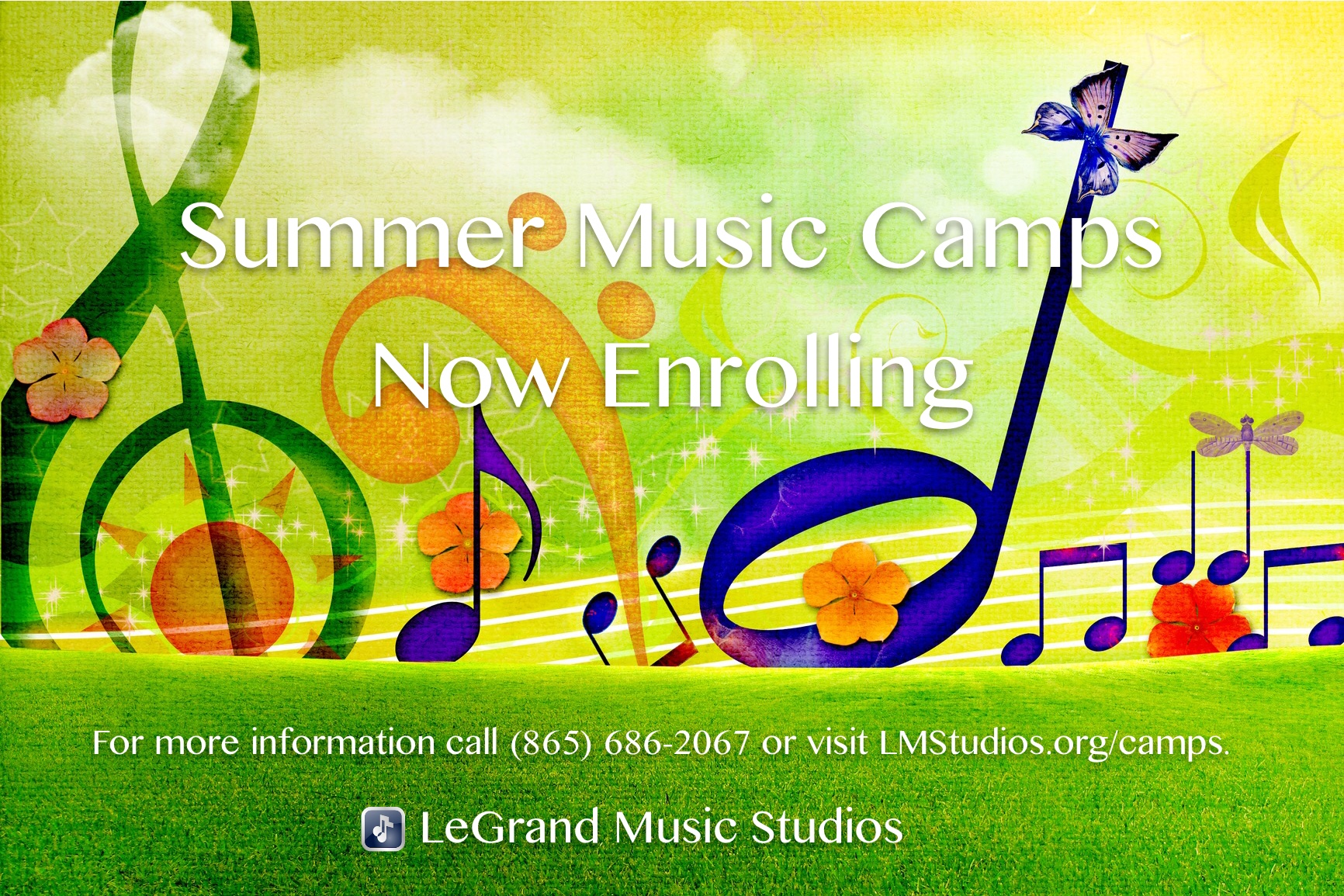 Summer Music Camps are Here!