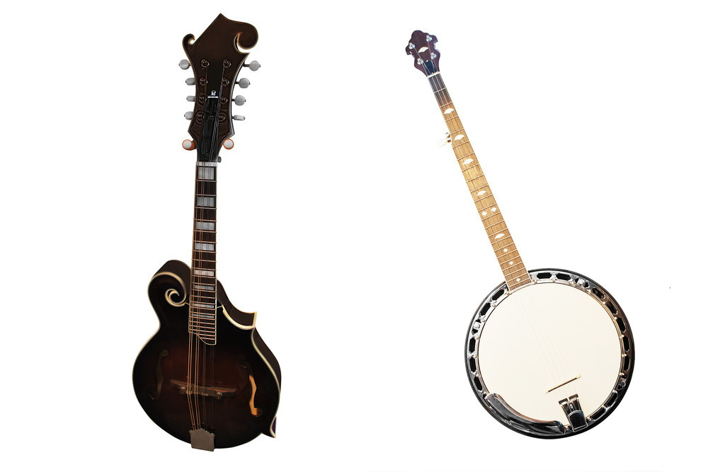 Banjo and Mandolin