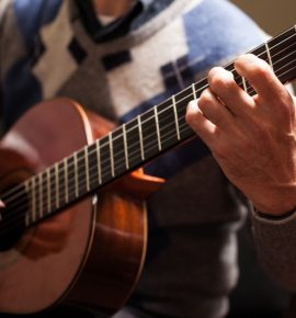 Classical and Celtic Guitar