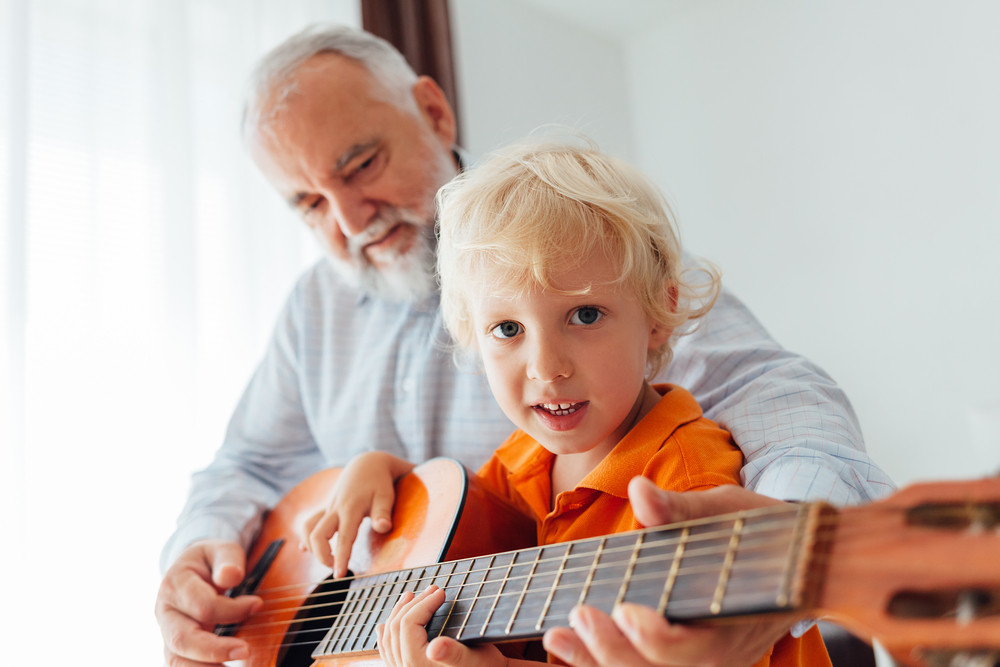 Music lessons for Young and Old Knoxville