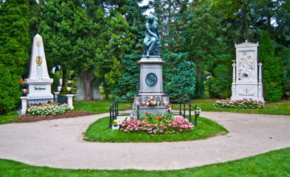 Hang Out in a Cemetery – The Zentralfriedhof of Vienna: A Musical Tour